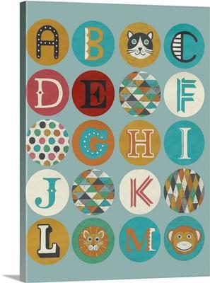 Lucien's Alphabet I