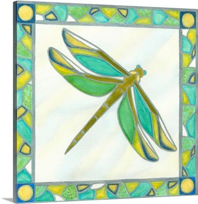 Luminous Dragonfly I
