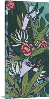 Lush Tropic Panel I