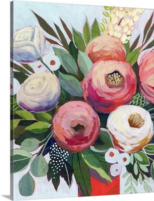Lustrous Bouquet II