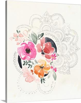 Mandala Bouquet I