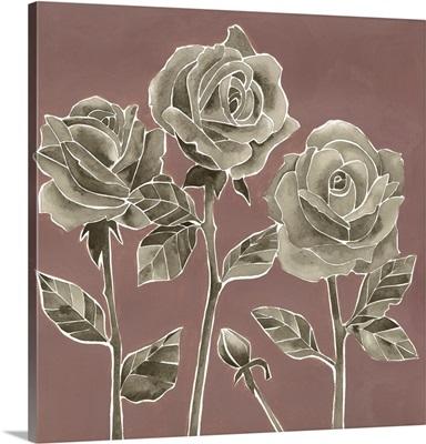 Marsala Roses II