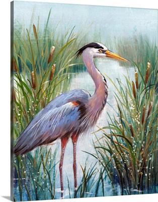 Marsh Heron I