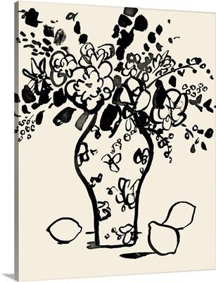Matisse's Muse Still Life I