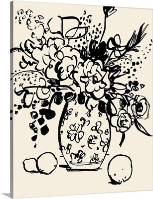 Matisse's Muse Still Life II