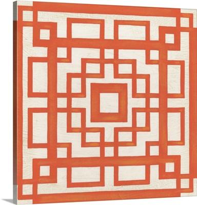 Maze Motif IX