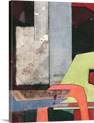 Mid-Century Collage II