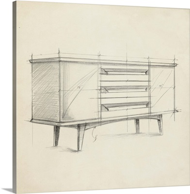 Mid Century Furniture Design V
