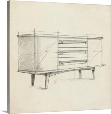 Mid Century Furniture Design V