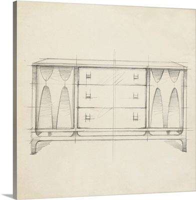 Mid Century Furniture Design VIII