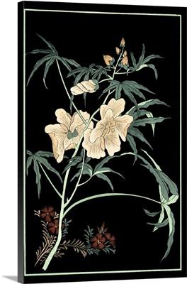 Midnight Floral II