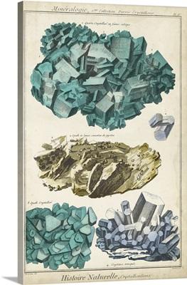 Mineralogie I