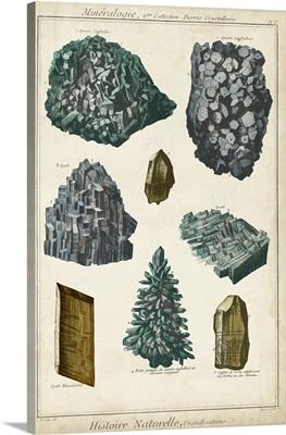 Mineralogie II