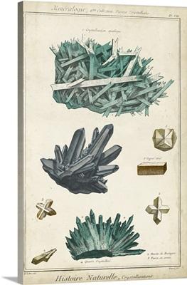 Mineralogie III