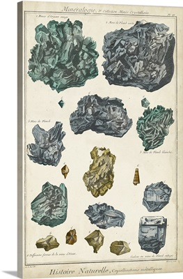 Mineralogie IV