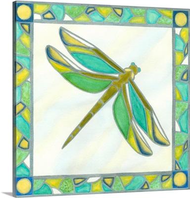 Mini Luminous Dragonfly I