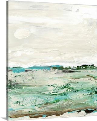 Mint & Aqua Horizon I