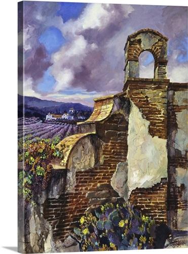 Mission Vineyard Wall Art, Canvas Prints, Framed Prints, Wall Peels ...