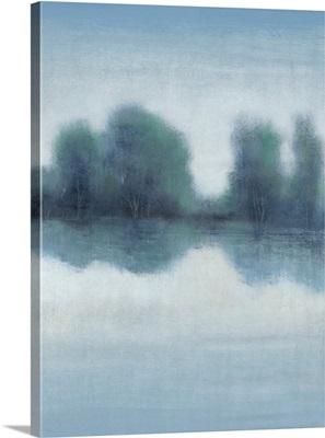 Misty Blue Morning II