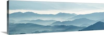 Misty Mountains X