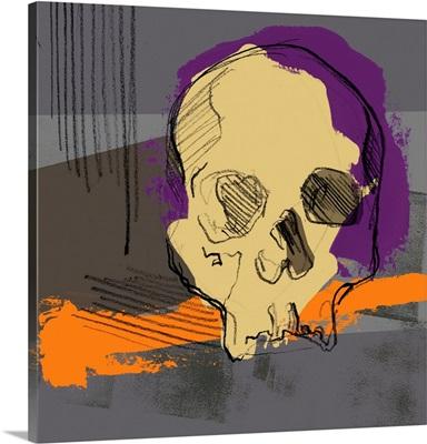 Mod Skull Collage II