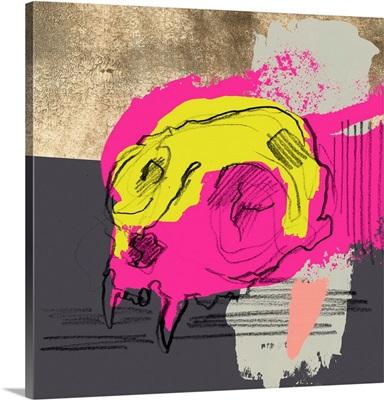 Mod Skull Collage IV