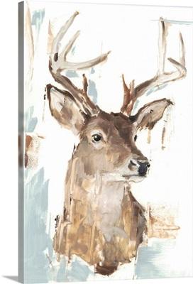 Modern Deer Mount I