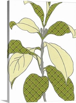 Modern Foliage I