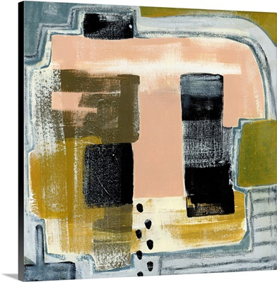 Modern Geo Abstract II