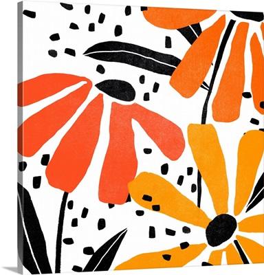 Modern Paper Garden II