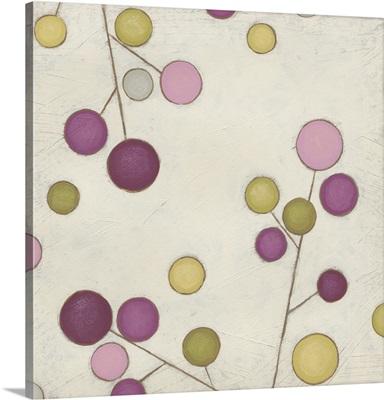 Molecular Blossoms III