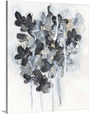 Monochrome Flora I