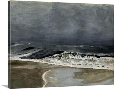 Moody Sea I