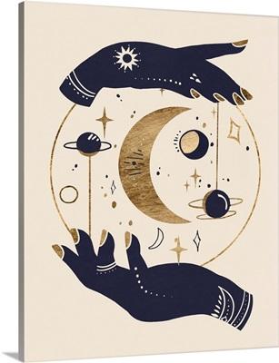 Moon Hands I