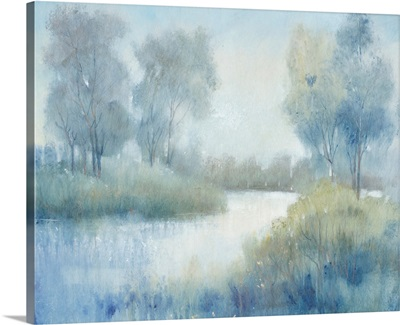 Morning at the Pond II