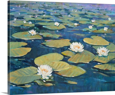 Morning Lilies I