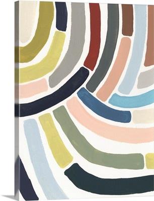 Mosaic Curve II