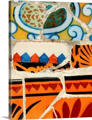 Mosaic Fragments II