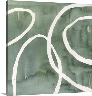 Moss Swirl I