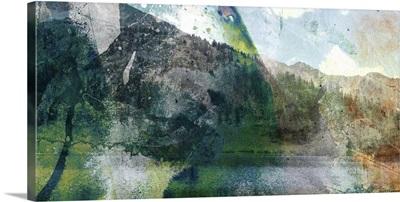 Mountain Abstract I