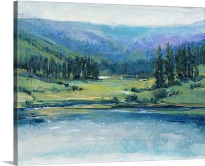 Mountain Lake I