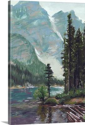 Mountainscape III