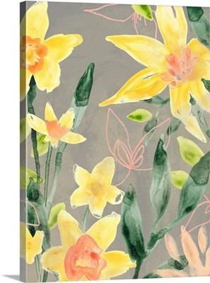 Narcissus Fresco II