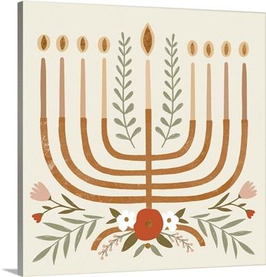 Natural Hanukkah I