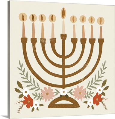 Natural Hanukkah II