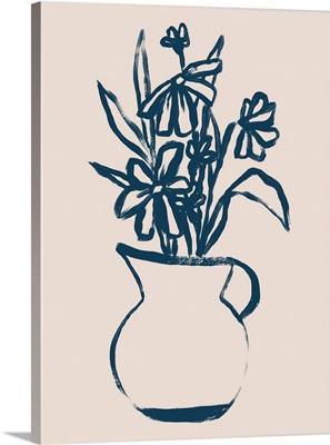 Navy Plant Sketches IV