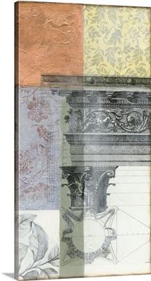 Neo Victorian Collage III