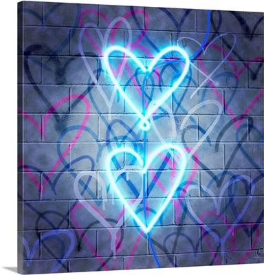 Neon Heart II