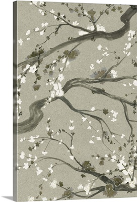 Neutral Cherry Blossoms II