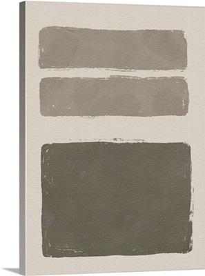 Neutral Color Block III